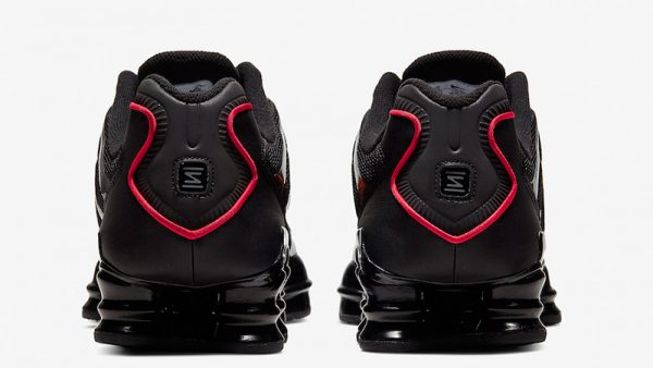 Nike-Shox-TL-Black-Orange-CV1644-001-back