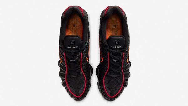 Nike-Shox-TL-Black-Orange-CV1644-001-middle